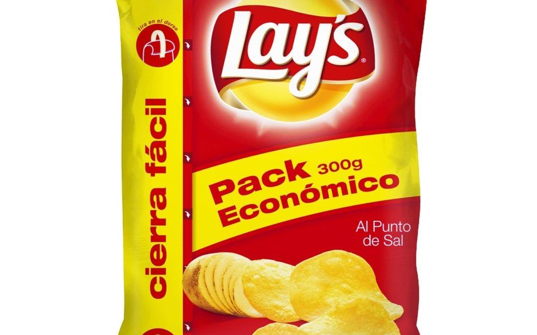 Patatas fritas xl 300gr