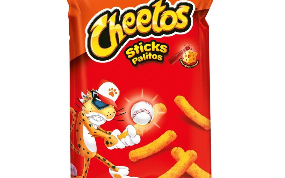 Cheetos ketchup 96gr