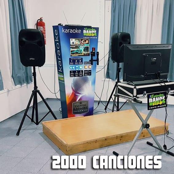Karaoke 30€
