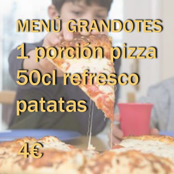 menu grandotes
