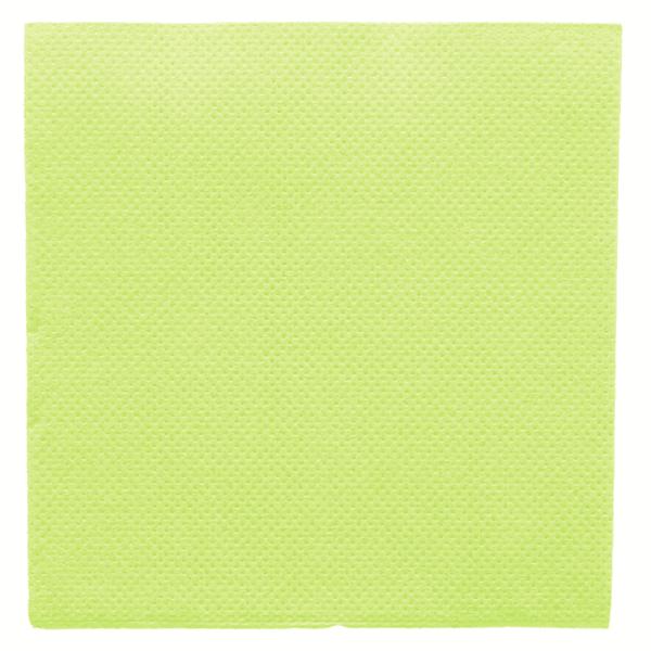 Servilletas por unidades Verde lima